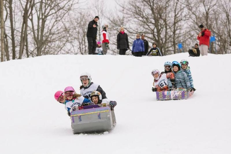 Winterfest at Mt. McSauba