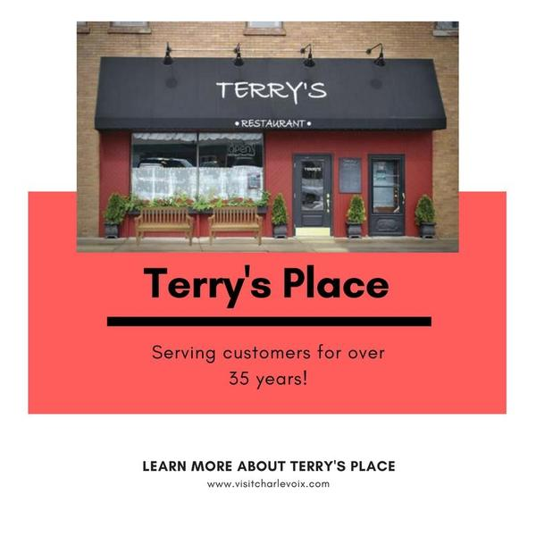 terry's place foodie blog