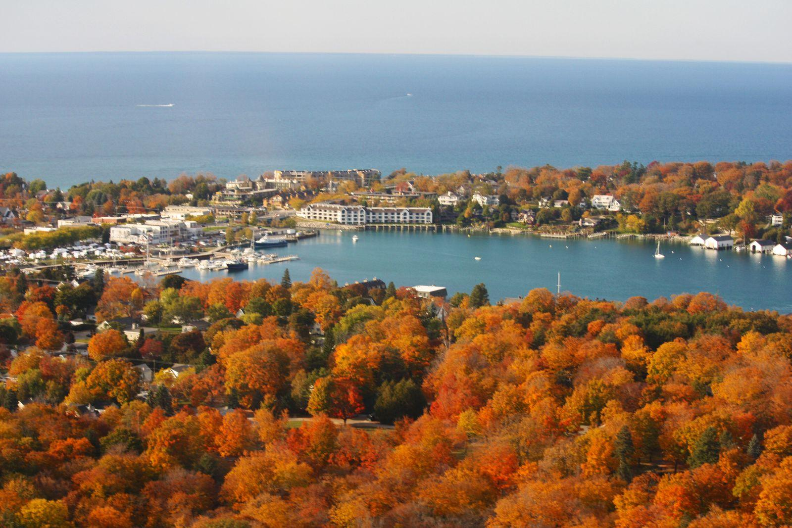 Charlevoix Fall Color Tours